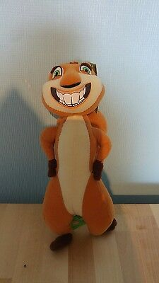Over the hedge squirrel toy
