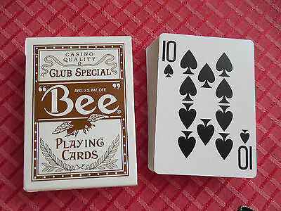Brand New Sealed - Brown Wynn Casino Deck -Theory 11 - Magic - Cards- Dai Vernon