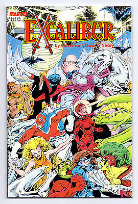 Marvel Comics: Excalibur Special Edition #1 - The Sword Is Drawn - 1st Print