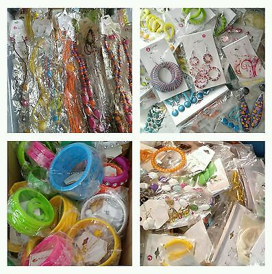 Wholesale Fashion Jewelry Lot of 200 Pcs Brand New Resale/Gifts SHIPS FROM USA!!