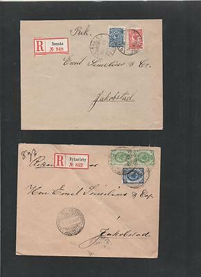 Finland 1898/1926 Covers 26  Items