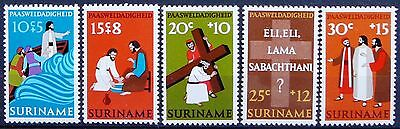 Suriname Stamps - Easter_1973 - MNH.