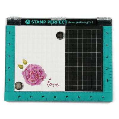 Hampton Art Stamp Perfect Stamp Positioning Tool