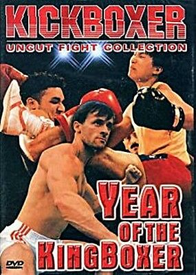 25x DVDs Year of the Kingboxer von Eric Tsui mit Steve Brettingham NEU OVP
