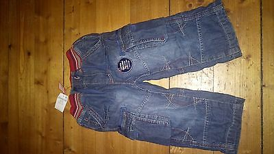 baby boy jeans from next size.12-18 months BMWT