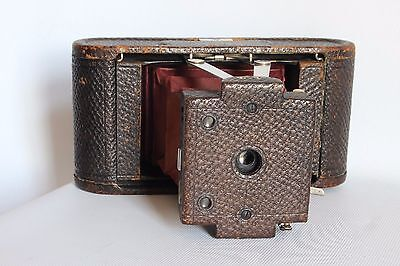 Rare Kodak Folding Pocket 105 Film Camera C 1898 Good Working Condition (Used)