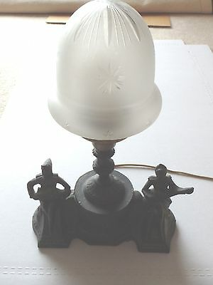 Art Deco Vintage Antique Lamp