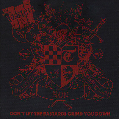 The Toasters  ‎– Don't Let The Bastards Grind You Down LP
