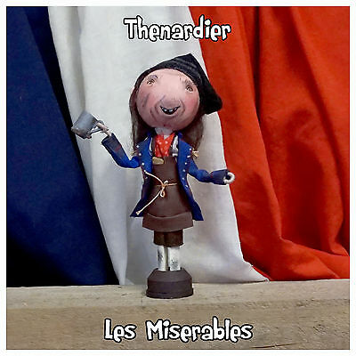 Master Of The House Thenardier : Les Miserables FaBi DaBi Doll