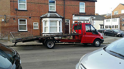 2003 Ford Transit 350 Lwb 2.4 Tdi Recovery Truck, 11 Month Mot, 16 Foot Bed