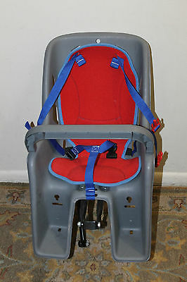 baby Bell Automotive Classic Child Carrier bicycle sit
