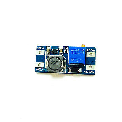 MT3608 2A Max DC-DC Step Up Power Module Booster