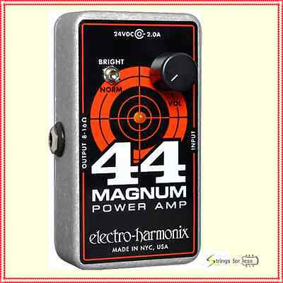 Electro-Harmonix 44 Magnum 44W Guitar Power Amplifier Effects Pedal