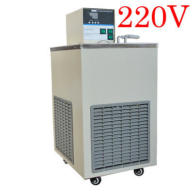 New 220V 6L Low Constant Temperature Bath Lab Circulator  -5℃-100℃
