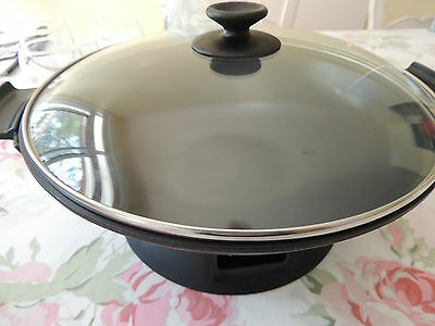 Breville Gourmet Wok in box FREE POSTAGE