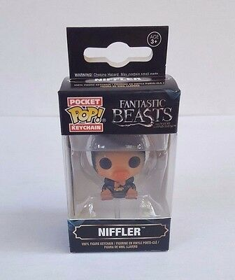 Funko Pocket Pop! Niffler Fantastic Beasts and Where to Find Them Key Chain