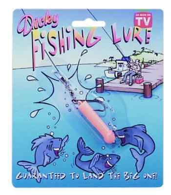 Dicky Penis Fishing Lure All Occassions While Fishing Great Gift Kris Kringle