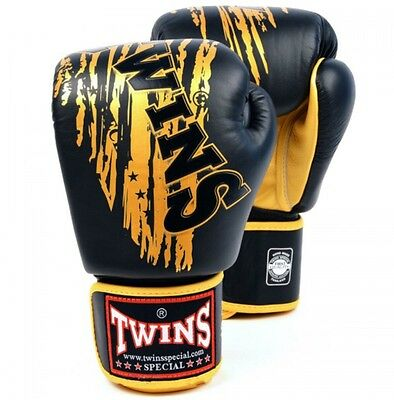 Twins Special 12oz Fbgv Muay Thai/Boxing Gloves.