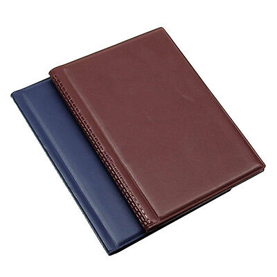 Money Penny Pockets Collection Storage Album Collecting 120 Coin Holders Exotic