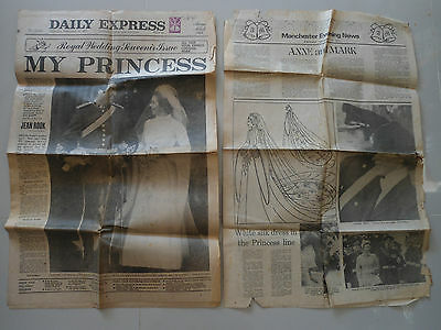 vintage newspaper reduced to clear
