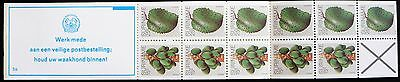 Suriname stamps booklet - Tropical fruits_1985_1- MNH.