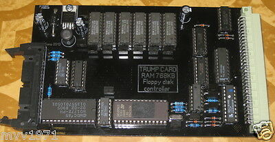 Sinclair QL RAM expansion and floppy disk interface