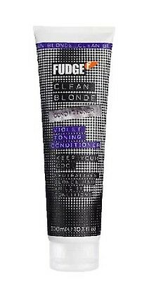 Fudge Clean Blonde Violet Toning Conditioner 300Ml + Free Delivery