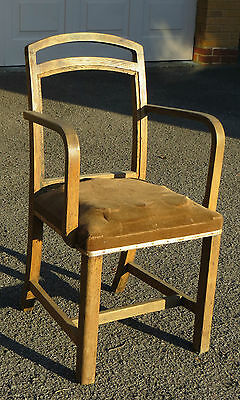 Oak Bentwood Dining Chair to Restore