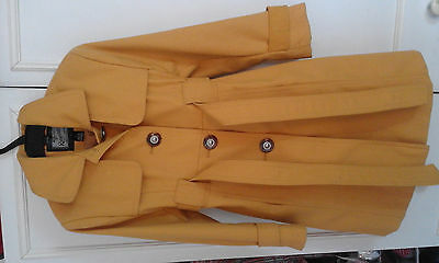 Girl's trench coat size 7