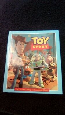 Toy Story The art and making of the animated film mini book