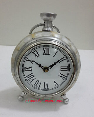 Antique Style  Table Clock Collection Model