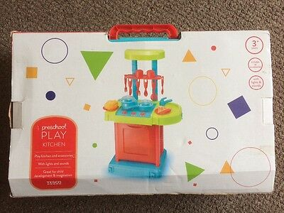 Tesco Preschool Play Kitchen