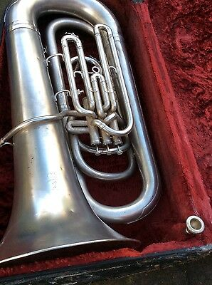 Imperial BBb Tuba 3 valve Boosey and Hawkes