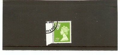 S68 23p 2 BAND. ex PSB. 21-03-1989. FINE USED.