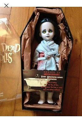 """Living Dead Dolls """"UNWILLING DONOR""""  series 17"""