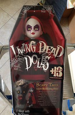 Living Dead Dolls RED RIDING HOOD Scary Tales Vol.1