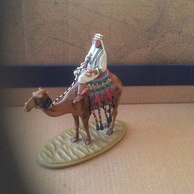 Britains ? toy soldiers Lawrence of Arabia figure