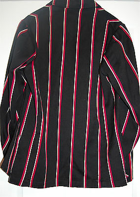 1930s GENUINE RADLEY STRIPED BLAZER BOATING JACKET VERY RARE PRISTINE 38""