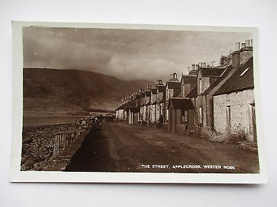 The Street , Applecross , Wester Ross