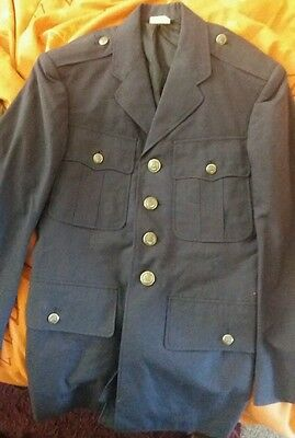 An american air force jacket