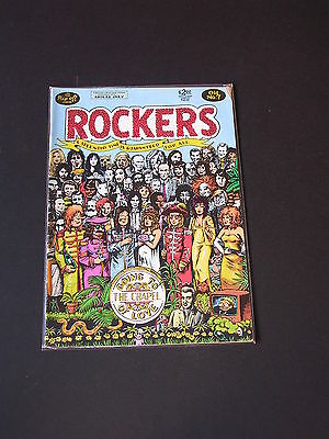 ROCKERS #7 Underground Comix by RIP OFF