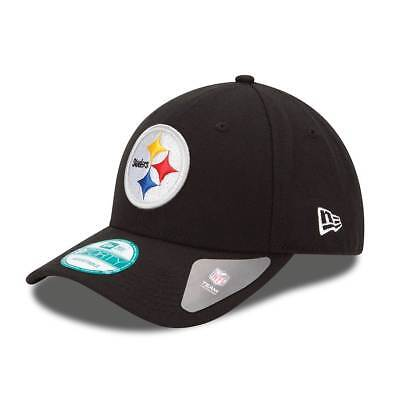 New Era Pittsburgh Steelers First Down Adjustable NFL Cap