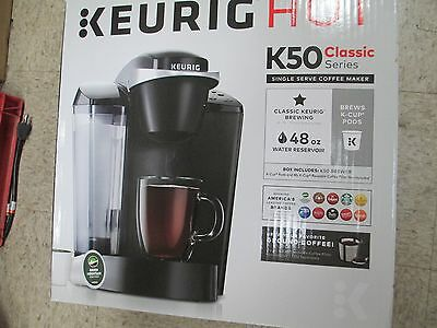 NEW IN BOX! Keurig Hot K50 Classic Series - FREE SHIPPING