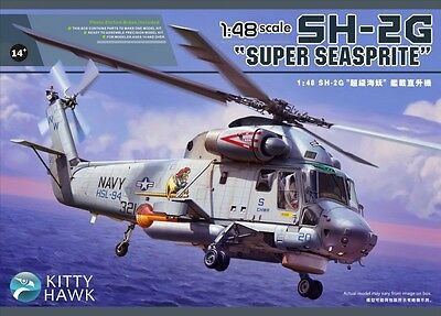 Kitty Hawk 1/48 KH80126 SH-2G Super Seasprite
