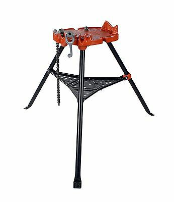 SDT Reconditioned RIDGID® 450 Portable TRISTAND® Chain Pipe Vise 40222