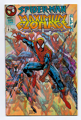 Marvel Comics: Spider-Man Maximum Clonage - Alpha & Omega