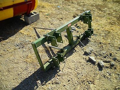 New Front End loader hay Spear