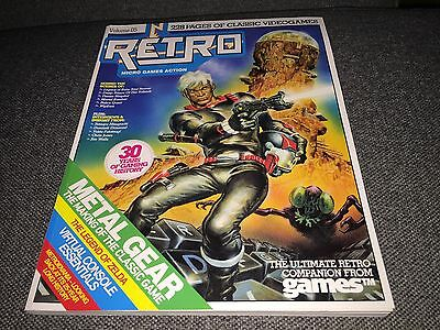 RETRO Volume 05 Micro Games Action - 228 Pages of Classic Videogames Bookazine