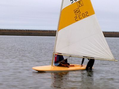 sailing dinghy Minisail