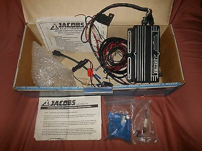 Jacobs Electronics Performance Computer Ignition Energy System Carb E.O. #D-19-8